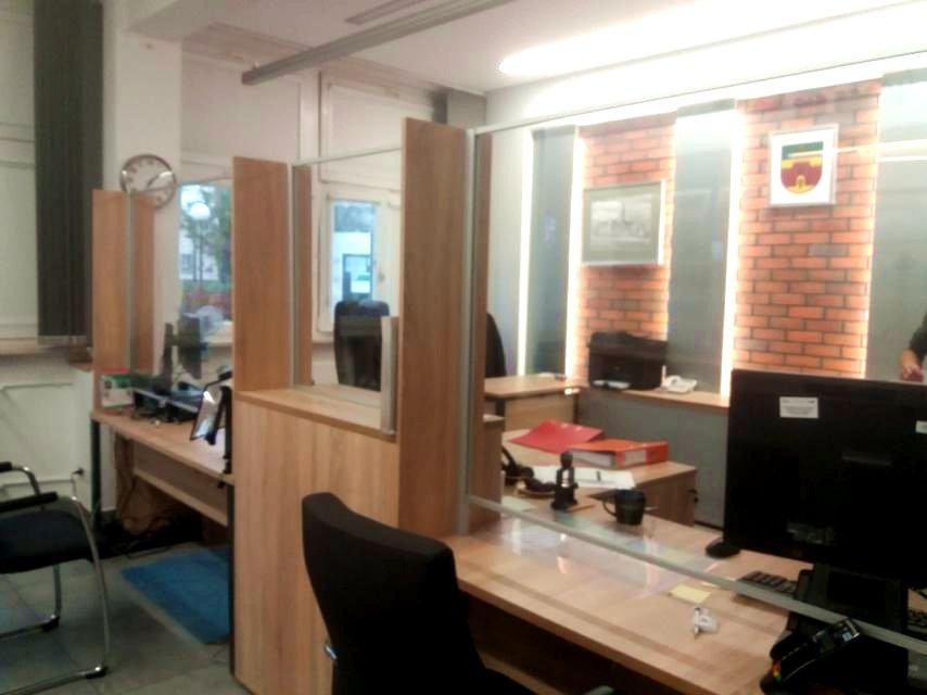 Pokój nr 13 - Kancelaria.